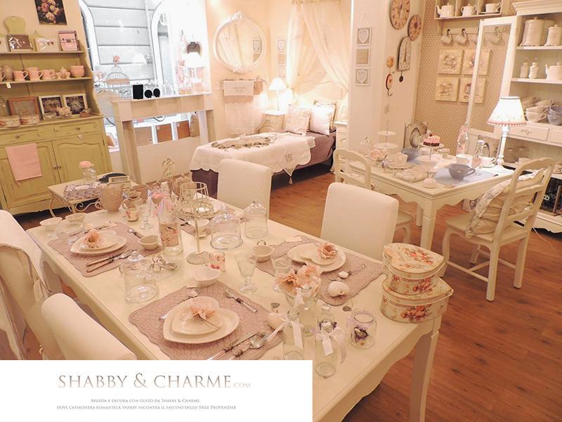 Spendi bene magazine il nuovo shop online di shabby charme - Shabby and charme ...